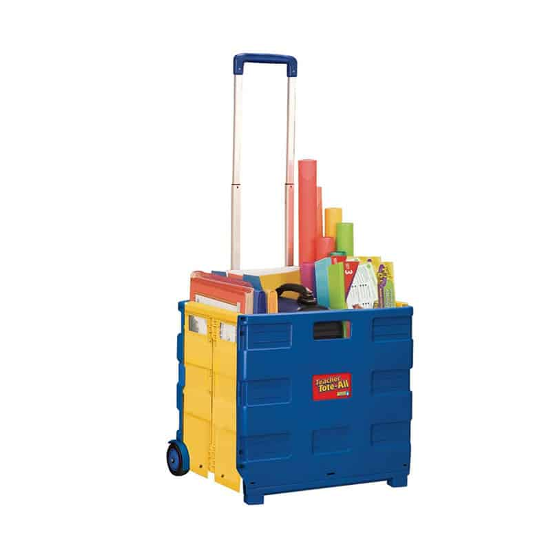 Educational Insights Teacher Tote-All