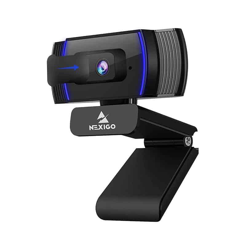 Nexigo Autofocus Webcam