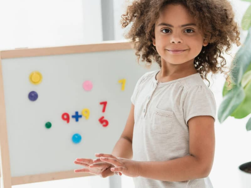 Easel for Toddlers