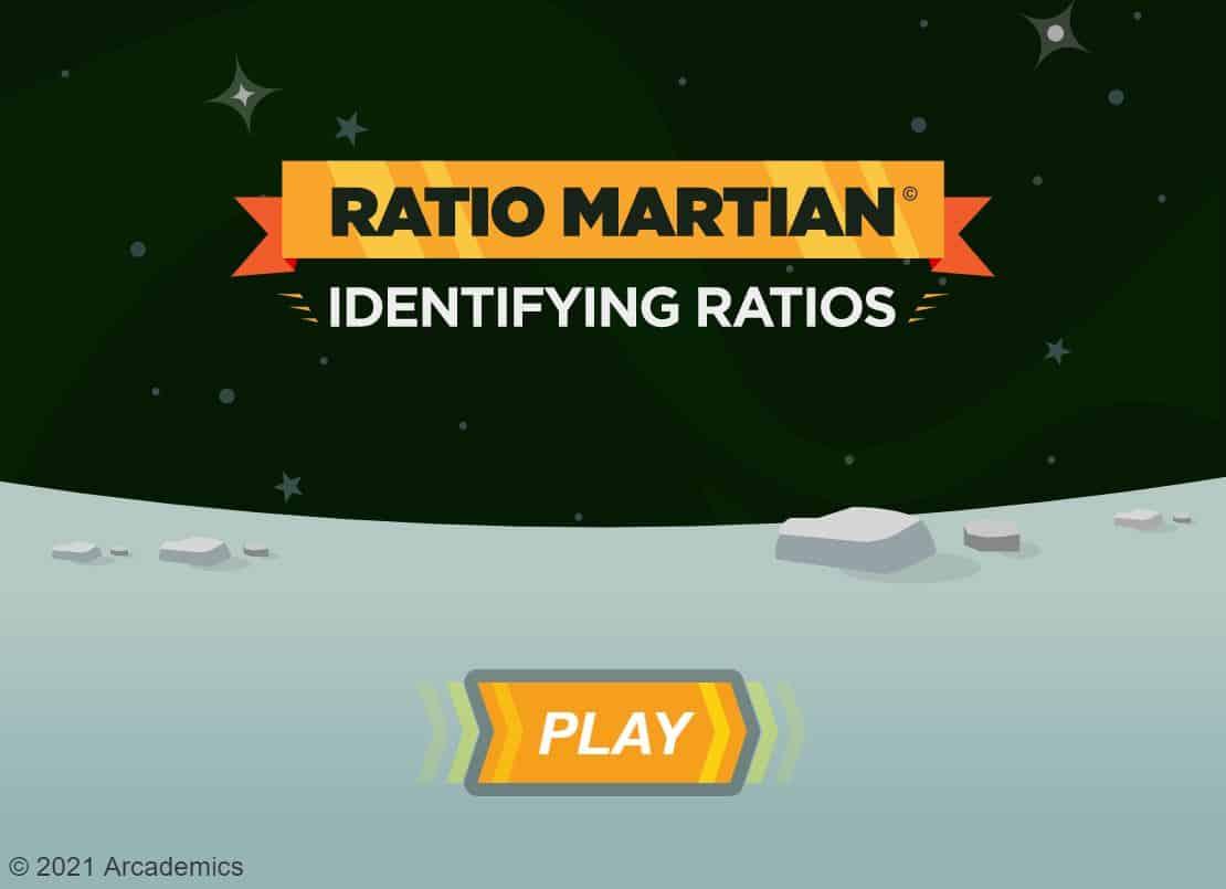 Ratio Martian