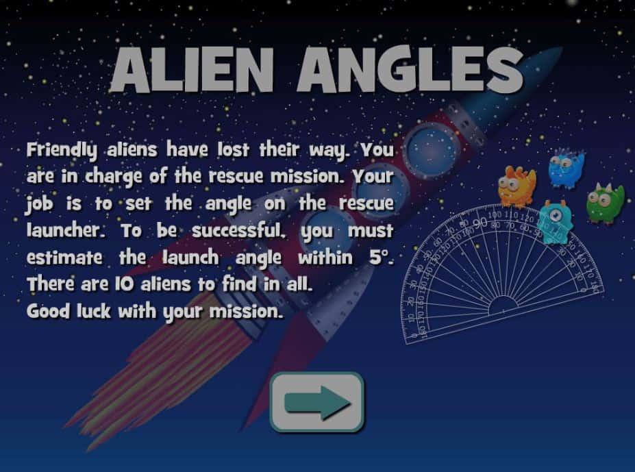alien angles