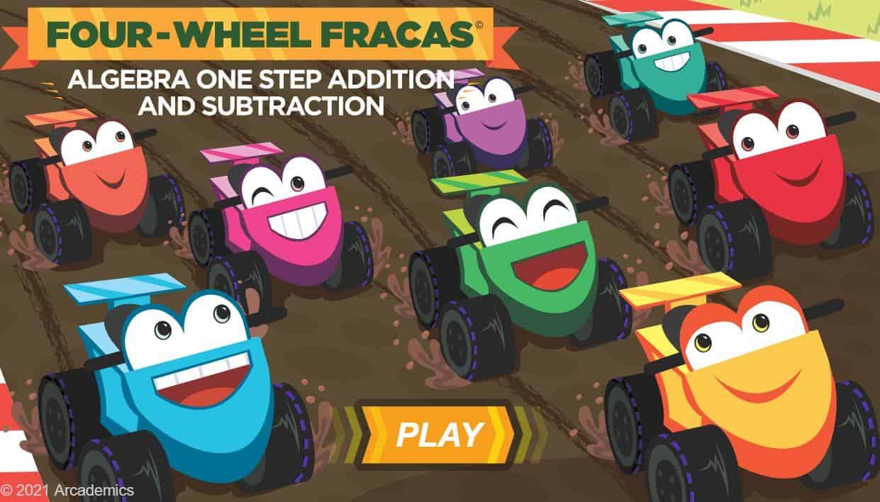 four-wheel fracas