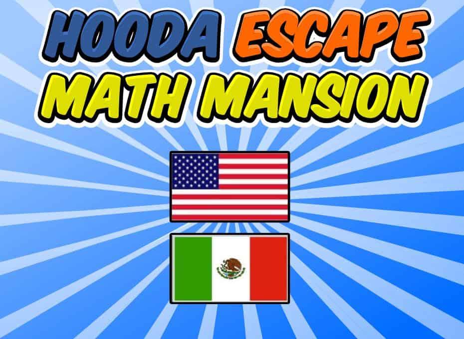 math escape mansion