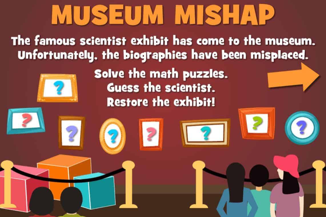museum mishap