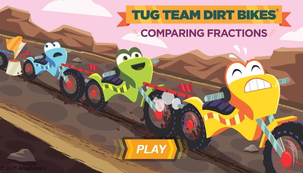 tug team dirt bikes