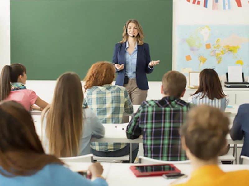 portable voice amplifiers for teachers