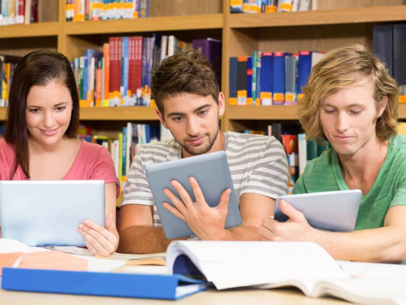 tablets for students