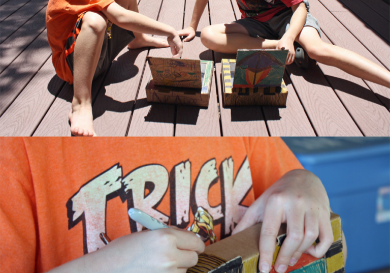 Art-and-science-with-solar-oven-smores-768x1024.png